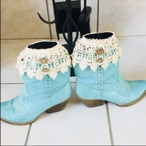 Accessories - 🌹2 Boots Cuffs🌹